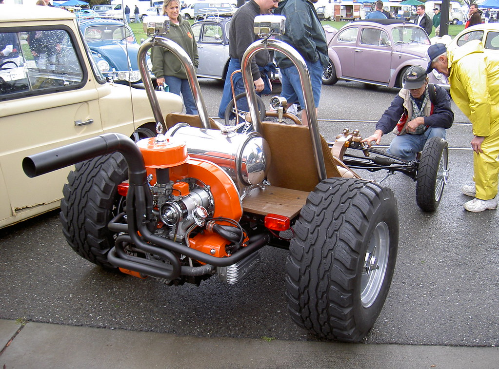 VW sand rail   Tom Donohue   Flickr
