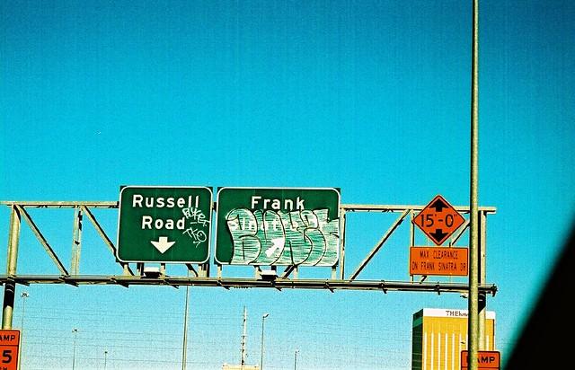Frank Sinatra Drive