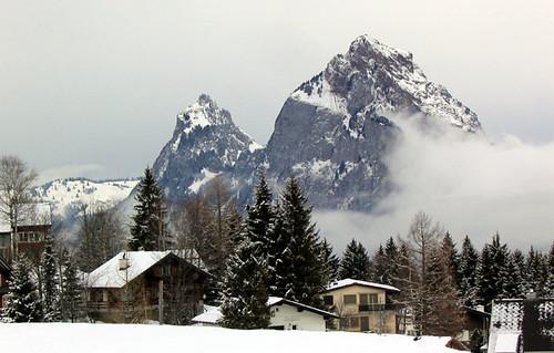 Swiss Peaks | by Stewsnews
