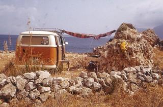 """Sicilia / Golfo di Cofano """"Nolstalgia-celebration"""" after 30 years..."""