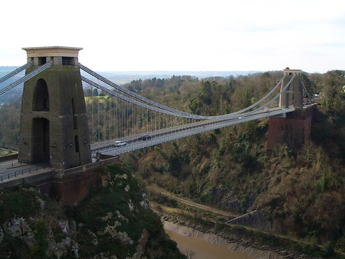 Clifton Suspension Bridge | by damo1977