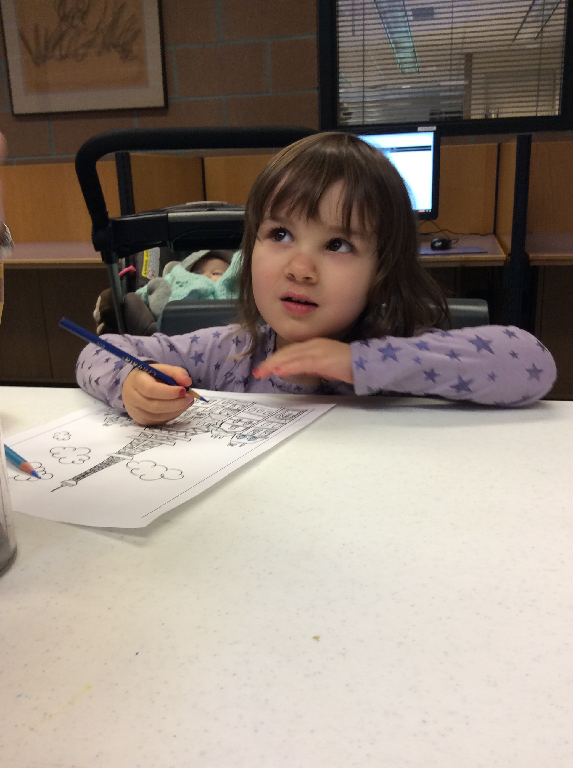 Drop-in Crafts at Oshtemo