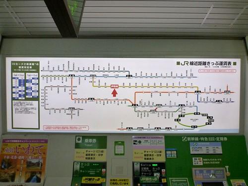JR Isesaki Station   by Kzaral