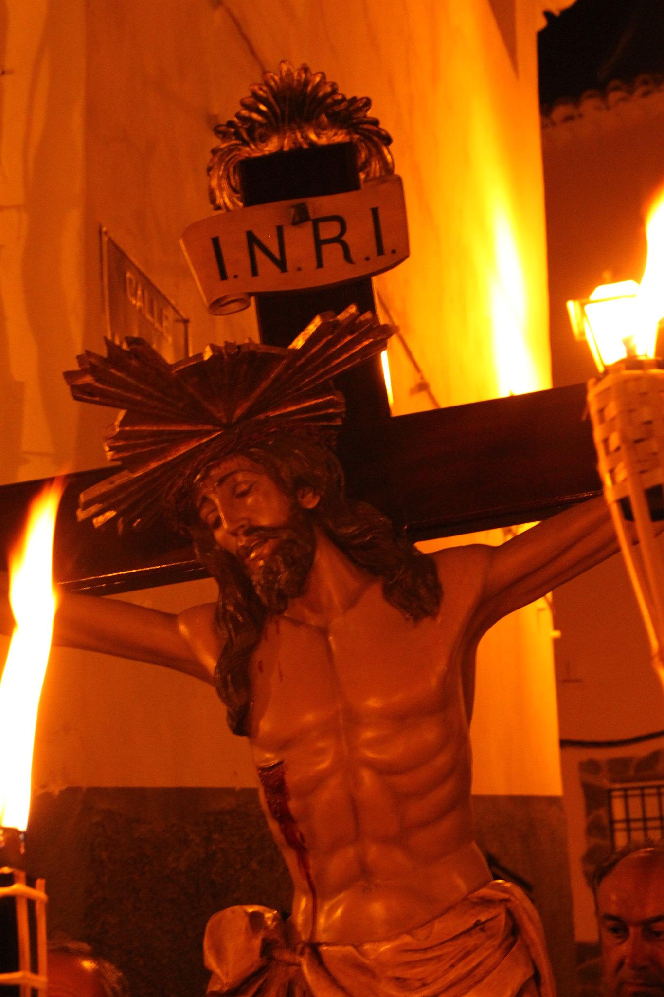 (2014-04-01) -  V Vía Crucis nocturno - Javier Romero Ripoll (45)