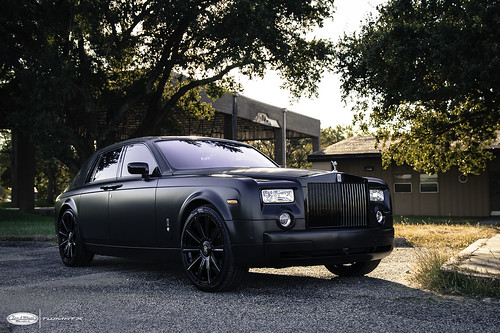 Murdered Out Rolls | by twmhtx1