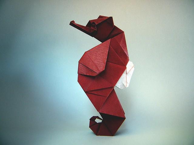 Seahorse (Hippocampe) - Gen Hagiwara