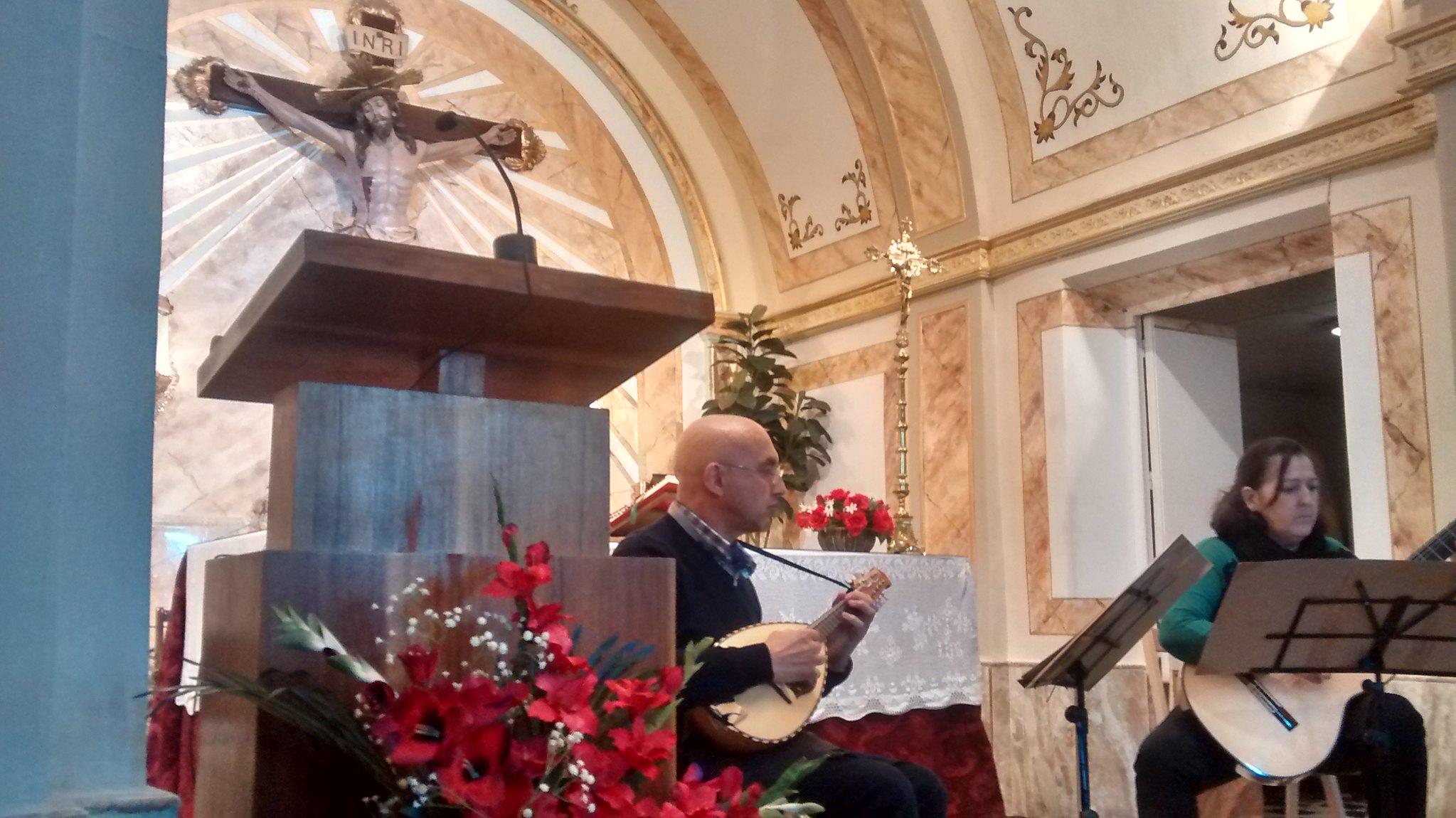 ElCristo - Actos - Actuación Musical Solidaria - Grupo Madrigal - (2016-01-29) - José Vicente Romero Ripoll (04)