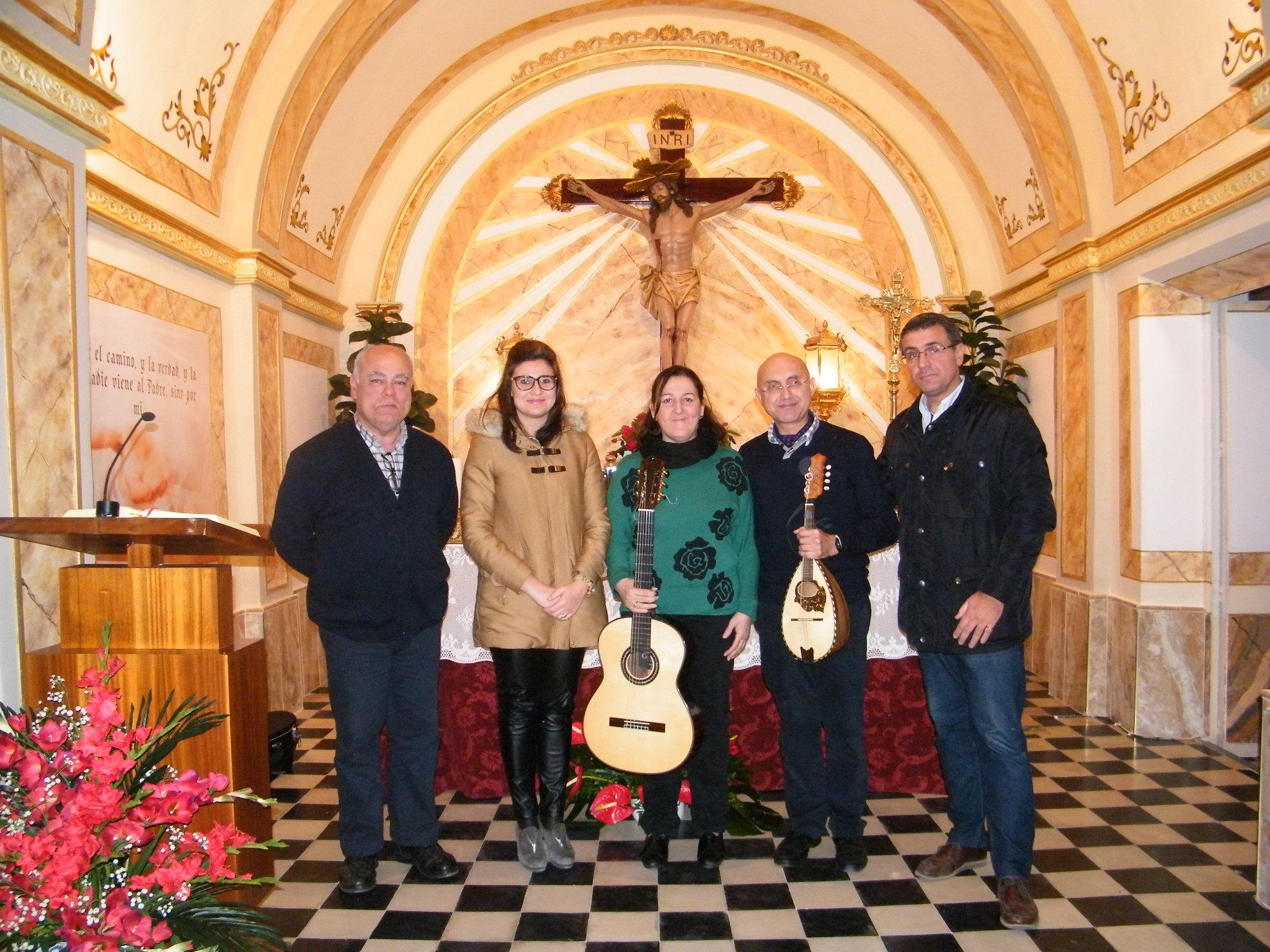 ElCristo - Actos - Actuación Musical Solidaria - Grupo Madrigal - (2016-01-29) - Gabriel Segura (17)