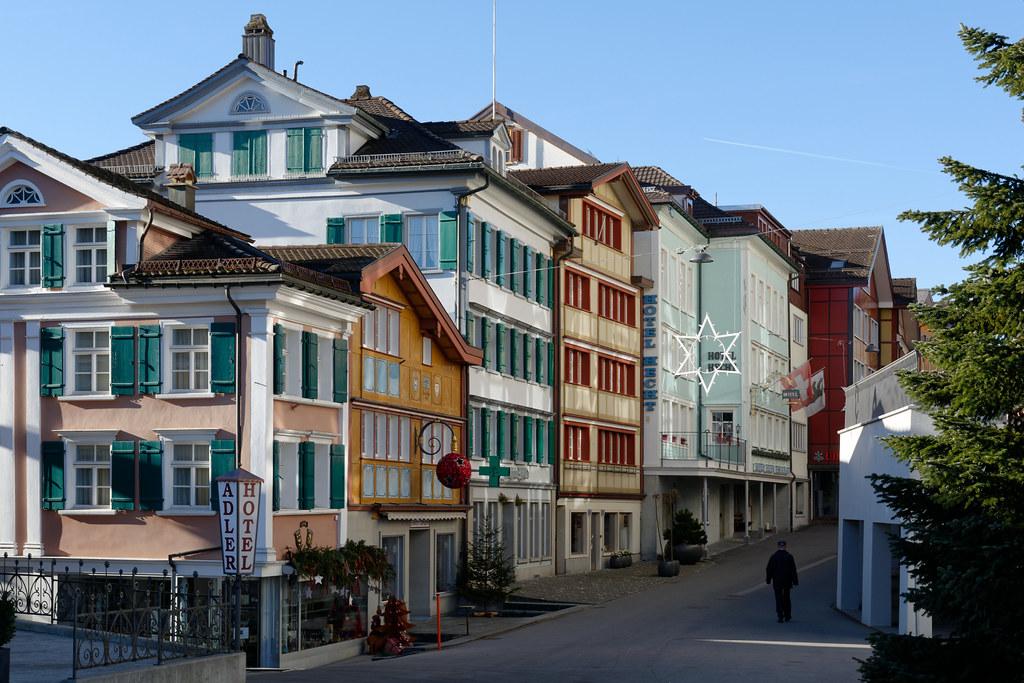 Hotel Adler Appenzell Switzerland 325 5602 Martyr 67