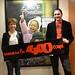 Projection de l'Etape du Papillon au cinéma les 400 coups avec Nadia GANDREY, enseignante du film - Angers, 2015