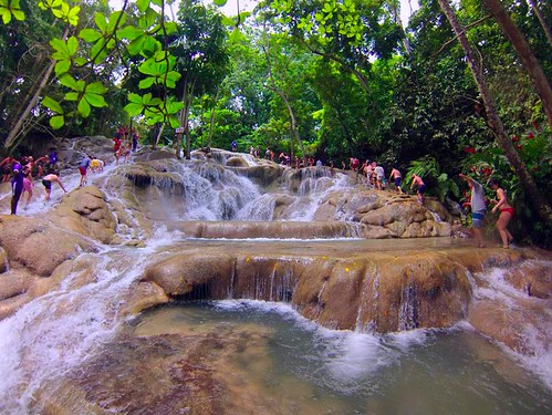 Jamaica - Dunn's River Falls | by Alfonso MR