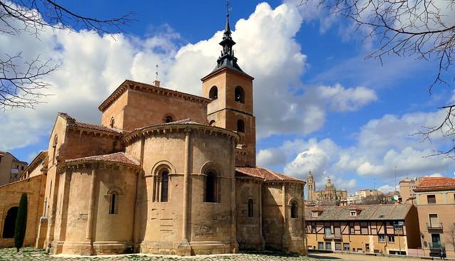 Iglesia de San Millán (Segovia)