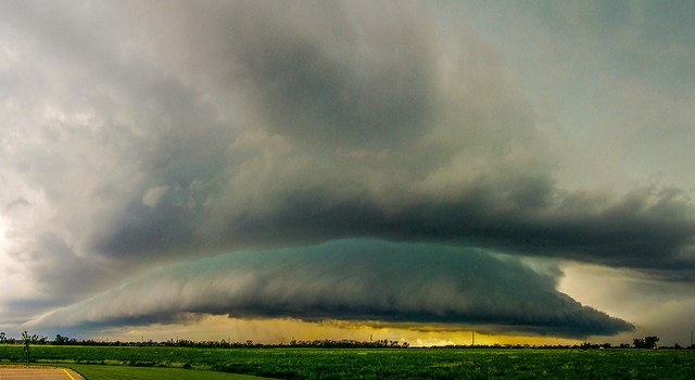 060408 - One Mutha of a Supercell! (Pano)