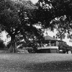Observatory Hill Rotunda in 1989 - MUST CREDIT Courtesy City of Sydney Archives