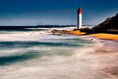 longexposure seascape beach sunshine landscape southafrica dawn rocks waves indianocean durban kwazulunatal umhlangarocks umhlanga canon24105f4 umhlangalighthouse canon5dmk3 leebigstopper markmullenphotography