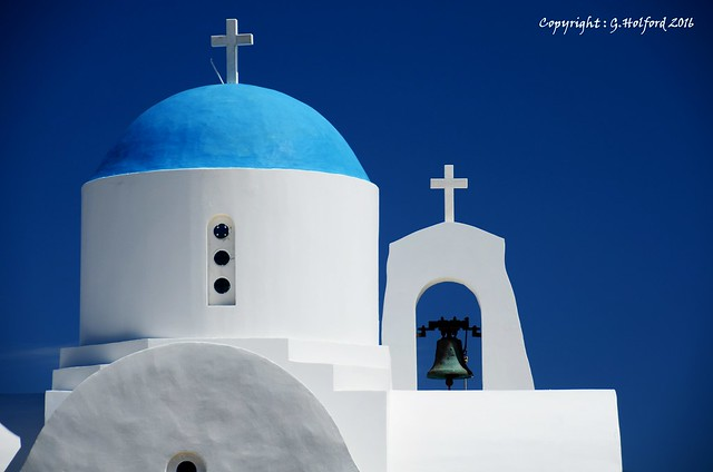 Cypriot Church Skyline