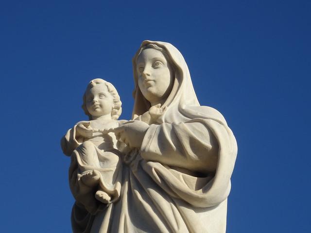 Madonna del mare - primo piano