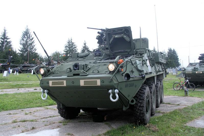 Stryker ICV 3