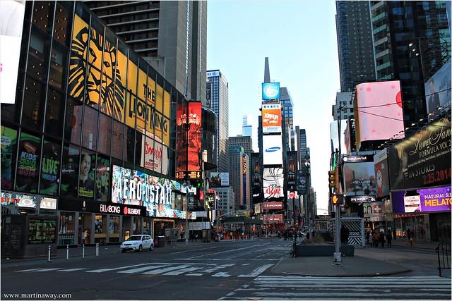 Times Square, a Midtown Manhattan