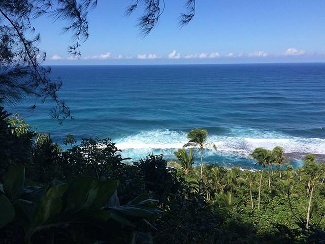 Kalalau Trail views