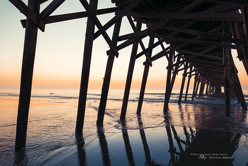 travel usa reflection lens photography dawn myrtlebeach pier us spring dock unitedstates review southcarolina fullframe comparison hdr 2016 surfsidebeach photodujour canoneos6d thousandwordimages dustinabbott dustinabbottnet adobephotoshopcc adobelightroomcc alienskinexposurex sigma20mmf14dghsmart