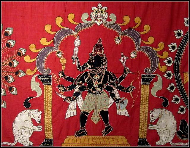 bonne soirée, avec Ganesh...