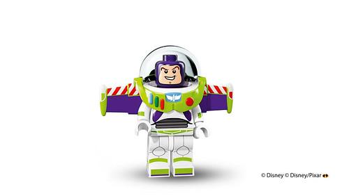 LEGO Collectible Minifigures 71012 - Disney - Buzz Lightyear