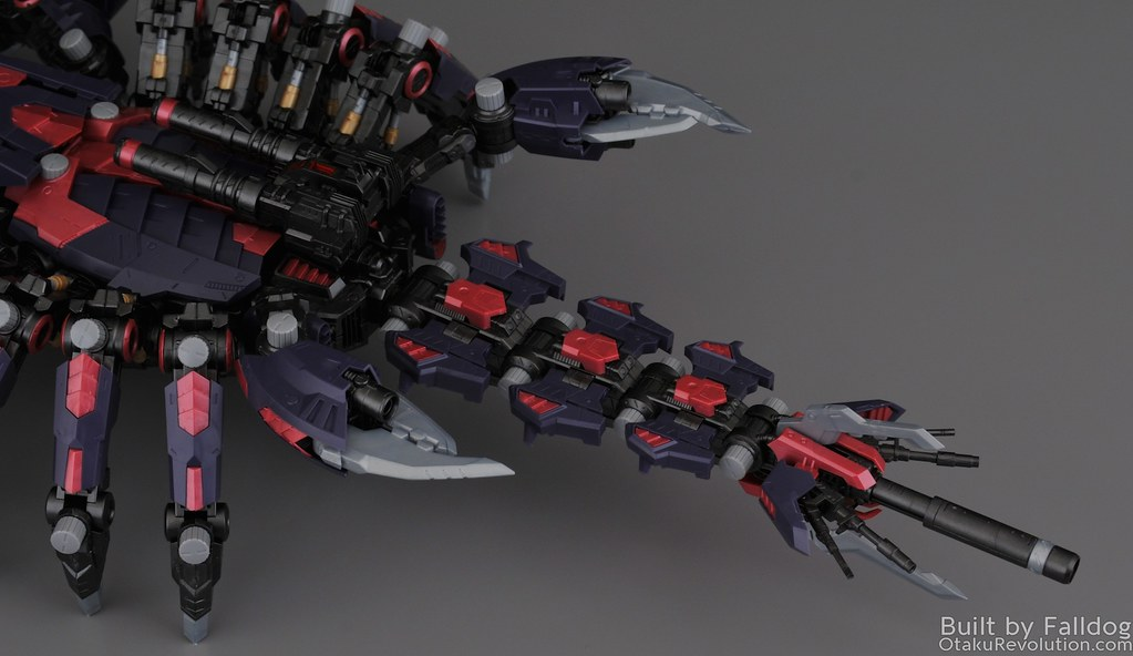 HMM Zoids - Death Stinger Review 10