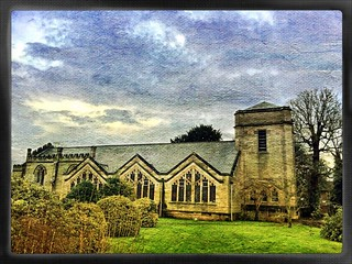 Day 24 of 366 - The Parish Church of St James!