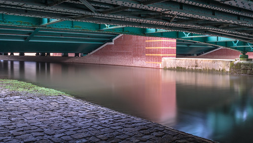 Leine Kanalbrücke