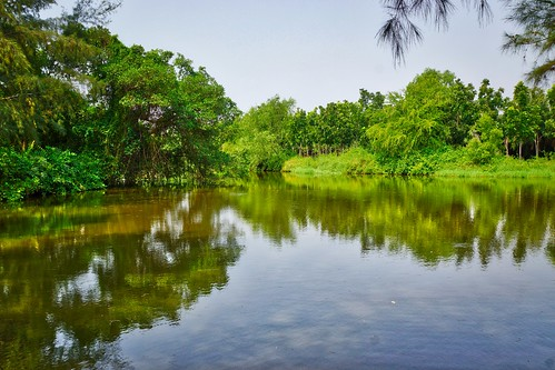 park trees lake tree green water thailand bush ancient asia sony southeast alpha dslr siam bushes 77 province slt samut muang boran samutprakhan prakhan
