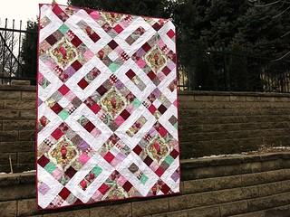 Marble Courtyard Quilt