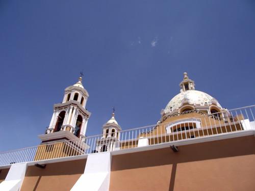 San Pedro Cholula, Puebla