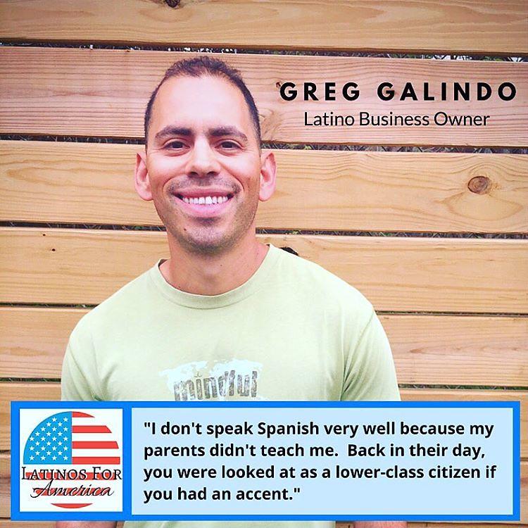 Hablemos! Do you speak Spanish? --> Meet Greg Galindo in a