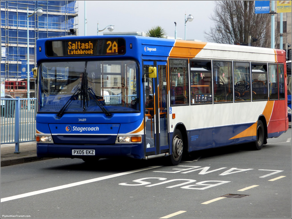 Stagecoach 34689 PX05EKZ