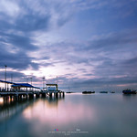Lim Jetty Blue hour.