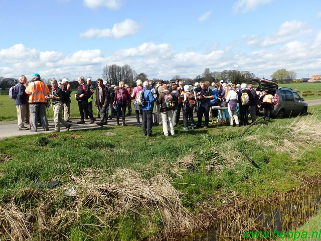 2016-04-12         2 daagse Lunteren      1e dag  25 Km  (55)
