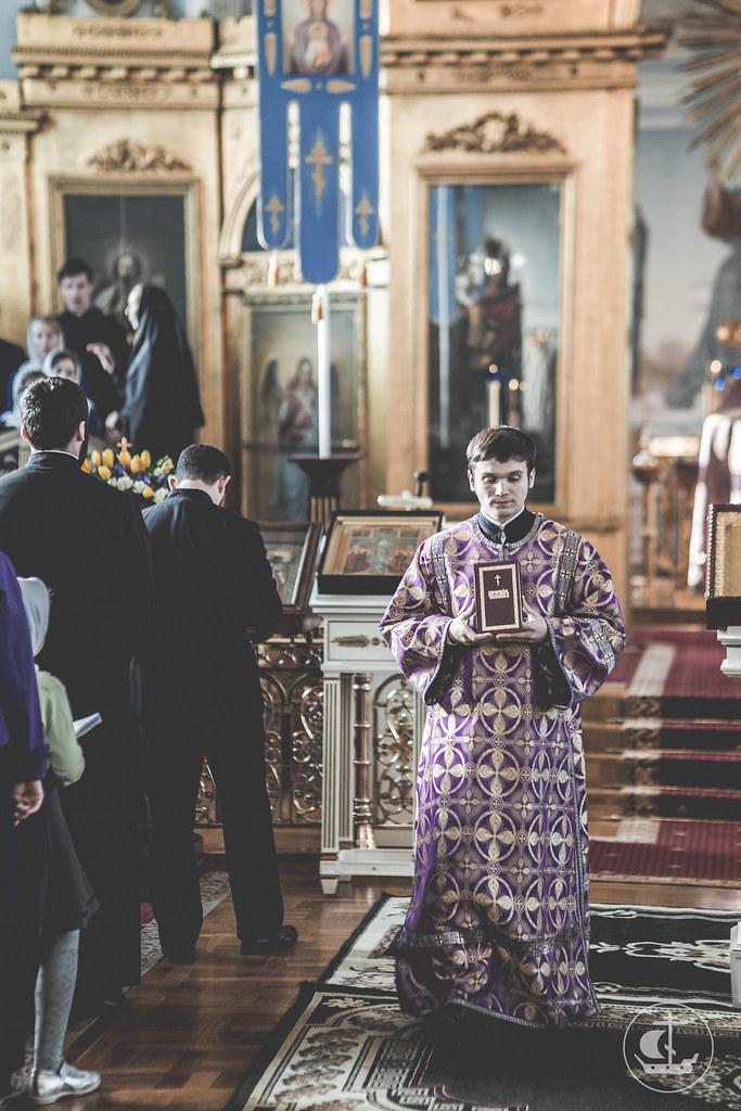 16-17 апреля 2016, Неделя 5-я Великого поста. Прп. Марии Египетской / 16-17 April 2016, Fifth Sunday of Great Lent. Commemoration of St. Mary of Egypt