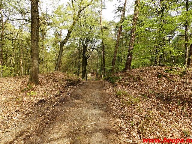 2016-04-30   Lentetocht  (klim) wandeling 40 Km  (26)