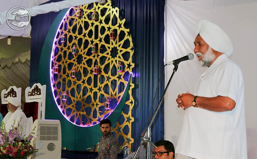 SNM Branch Pramukh, Gurnam Singh