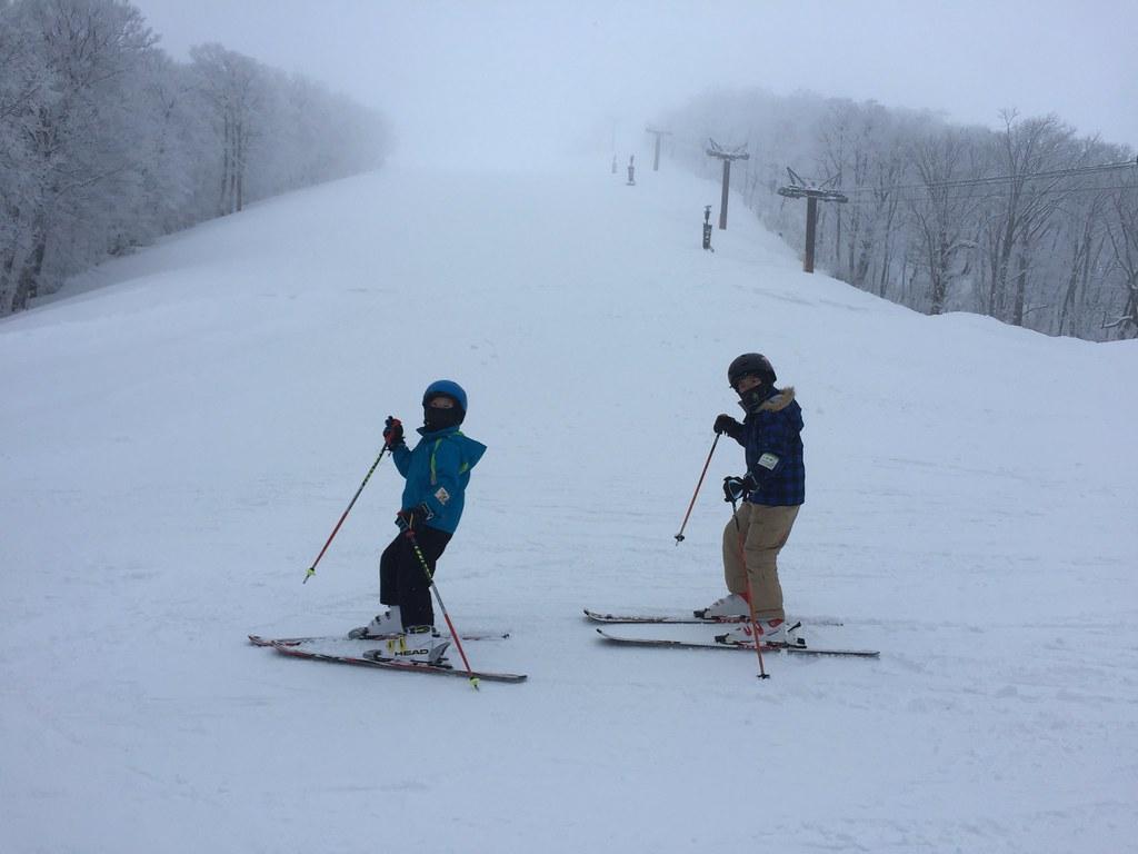 スキー 場 磐梯 裏