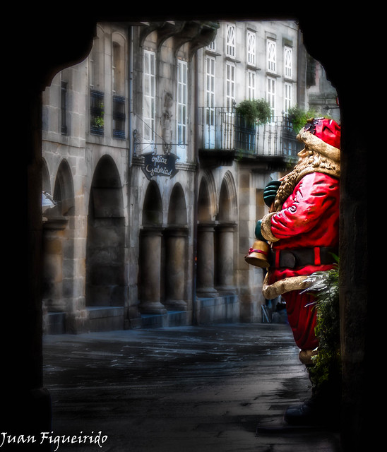 Christmas in Compostela
