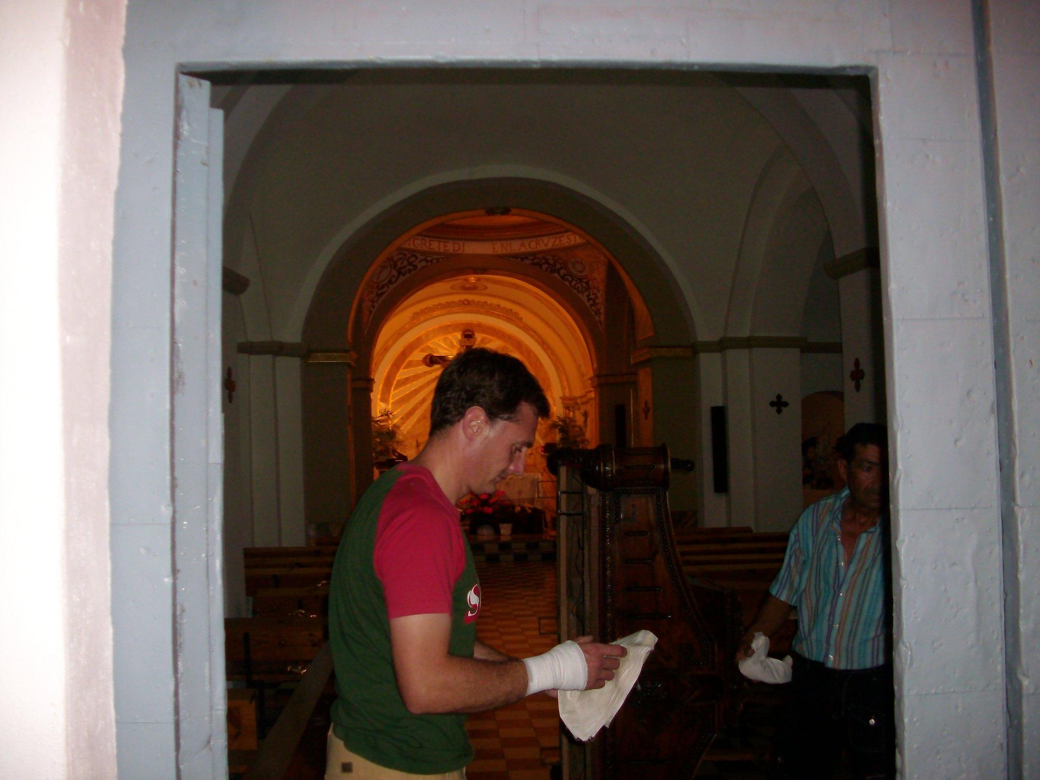 (2011-06-22) - Preparativos Imagen - José Vicente Romero Ripoll (02)