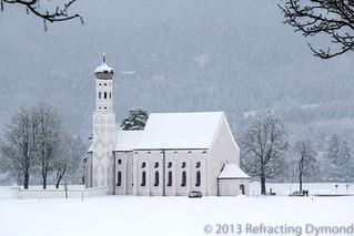 St. Colomon Church | by refractingdymond