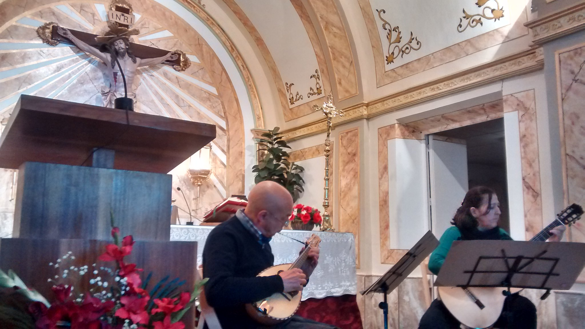 ElCristo - Actos - Actuación Musical Solidaria - Grupo Madrigal - (2016-01-29) - José Vicente Romero Ripoll (01)