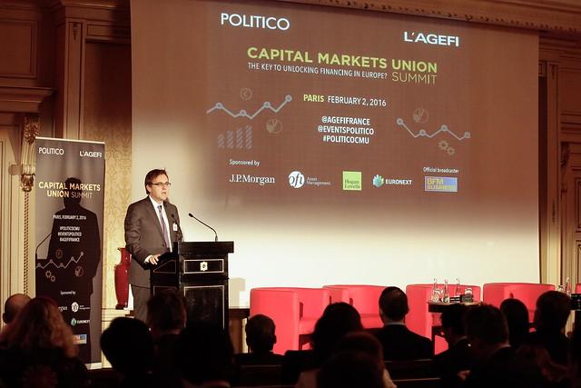 Capital Markets Union Summit