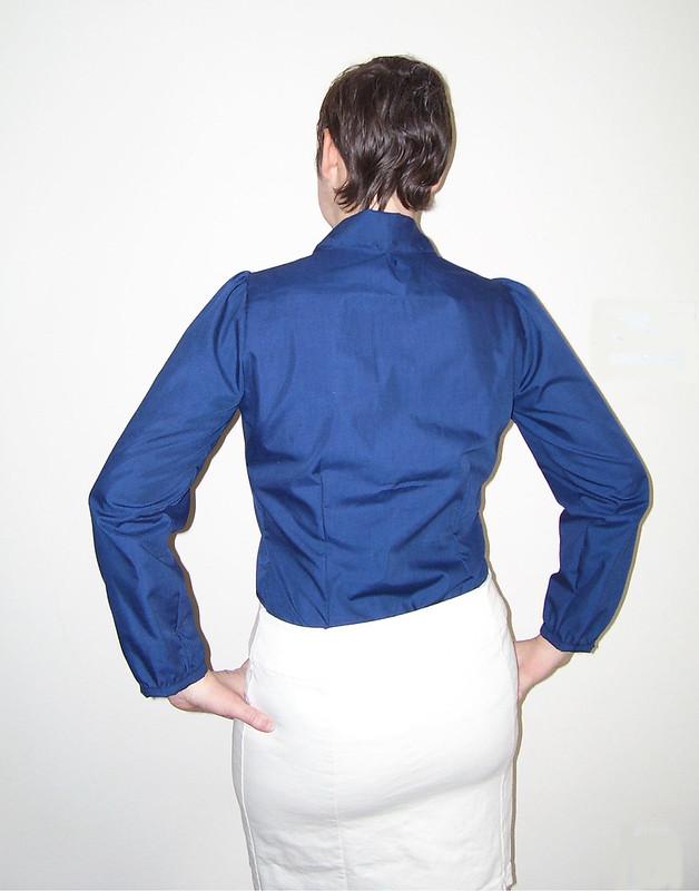 Zamora blouse