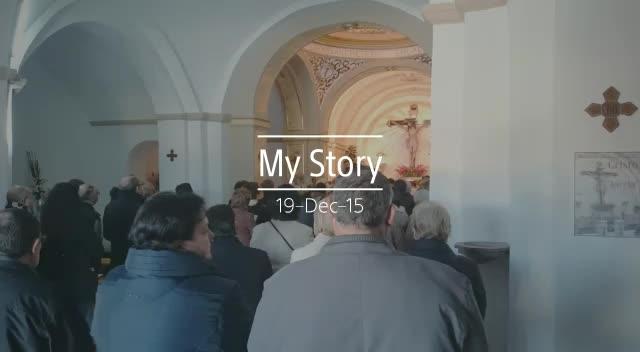 (2015-12-19) - Peregrinación 5 lugares de Culto de Petrer - Vídeo (01)