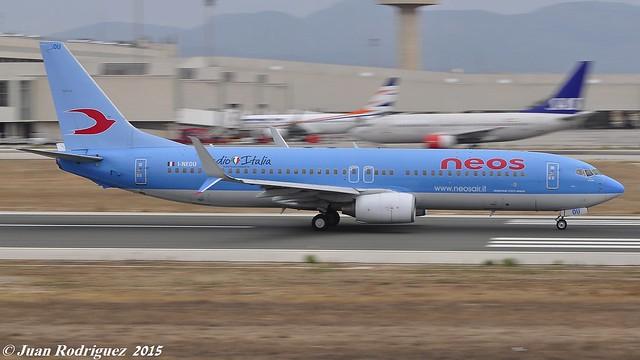 I-NEOU - Neos Boeing 737-86N