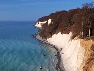 Chalk Cliff Rügen